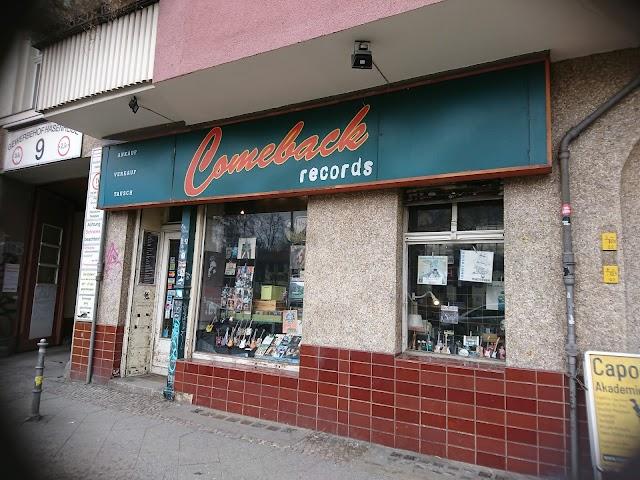 Comeback Records