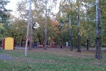 Pervomayskiy park, Blagoveshchensk, Russia