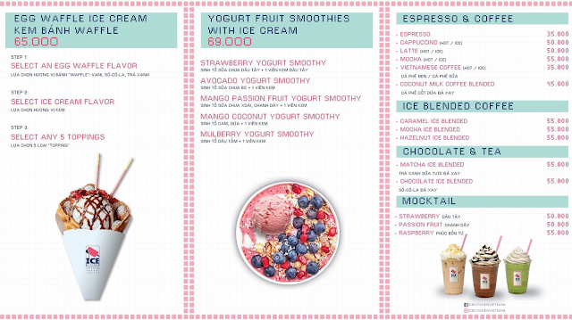 Yogurt-Ice-Cream Plage