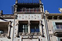 Casa Thomas, Barcelona, Spain