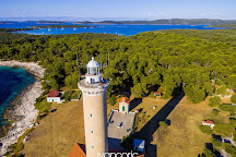 Veli Rat lighthouse, Veli rat, Croatia