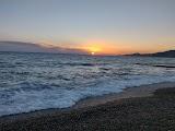 Чкаловский пляж в Адлере