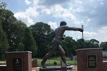 Rocky Marciano Statue at Champions Park, Brockton, United States