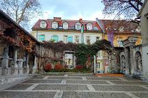 Križanke Summer Theatre of the Help Church, Ljubljana, Slovenia