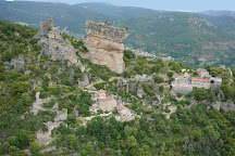 Chateau de Peyrelade, Riviere-sur-Tarn, France