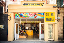 Bike Service, Barcelona, Spain