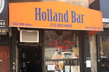 Holland Bar, New York City, United States