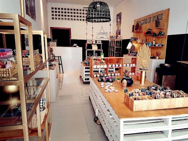 LA FABRIK, Shop & Gallery