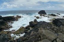 Le Souffleur, Mauritius