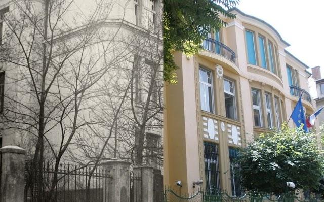 Ambassade DE France En Hongrie - Francia Nagykövetség