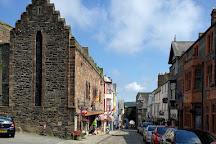Conwy Town Walls, Conwy, United Kingdom