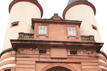 Bruckentor, Heidelberg, Germany