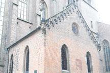 Holy Spirit Cathedral, Hradec Kralove, Czech Republic