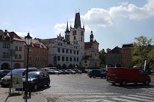 Peace Square, Litomerice, Czech Republic