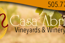 Casa Abril Vineyards & Winery Tasting Room, Algodones, United States