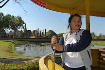 Wat Trapang Ngoen, Sukhothai, Thailand