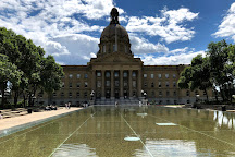 Alberta Legislature Building, Edmonton, Canada
