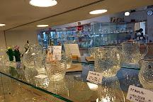 Ryuhyo Glass Museum, Abashiri, Japan
