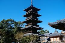 Motoyamaji temple, Mitoyo, Japan