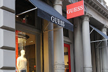 Guess, New York City, United States