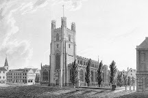 Great St Mary's Church (Church of England), Cambridge, United Kingdom