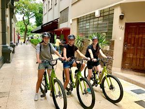SPECIALIZED KENNEDY - GREEN BIKE premium lima bike tours and rentals 5