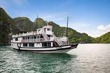 Charm Boutique Cruise, Halong Bay, Vietnam