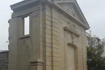 Les Vestiges du Chateau de Roissy-en-France, Roissy-en-France, France