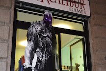 Excalibur Games, Milan, Italy