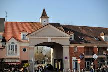Axe-Majeur Cergy-Pontoise, Cergy, France
