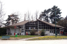 Biblioteca Parco Sempione di Milano, Milan, Italy