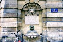 Fontaine de la Croix-du-Trahoir, Paris, France