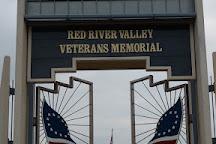 Red River Valley Veterans Memorial, Paris, United States