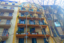 Casa Fajol, Barcelona, Spain