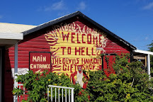 Hell Gift Store, Grand Cayman, Cayman Islands