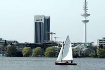 Hamburg City Sailing, Hamburg, Germany