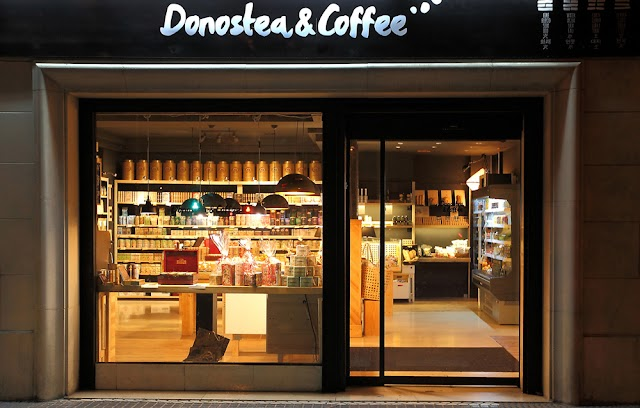 Donostea and Coffee
