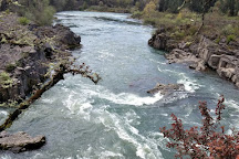 Colliding Rivers Park, Glide, United States