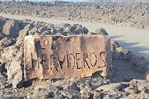 Los Hervideros, Lanzarote, Spain