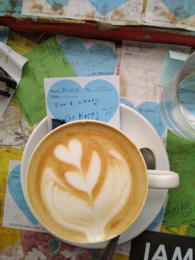 Note Cafe Khai