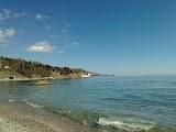 Алупкинский пляж