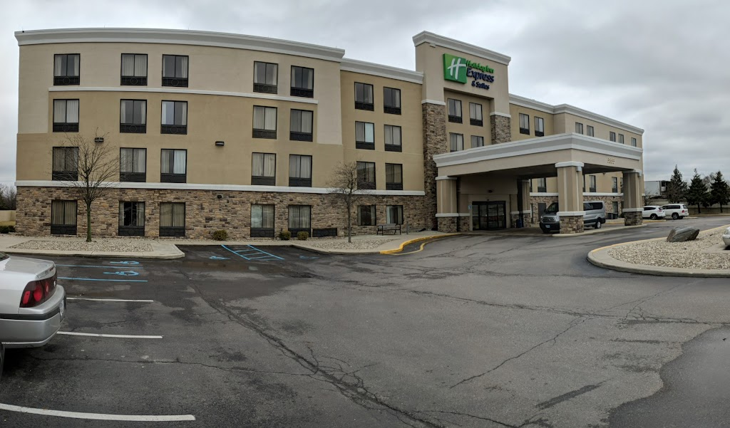 Holiday Inn Express & Suites West Indianapolis Airport