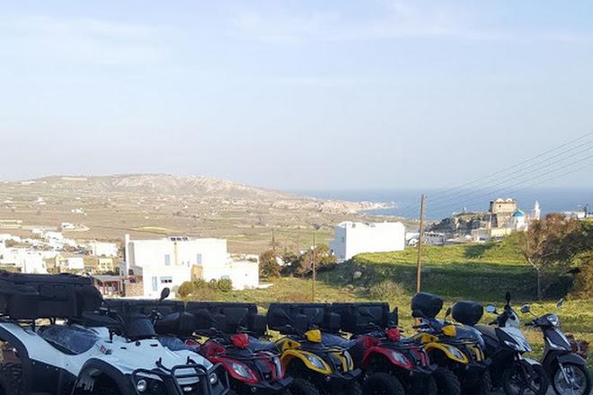 Ellinik Motor Rental, Akrotiri, Greece