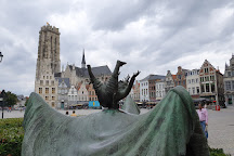 Grote Markt, Mechelen, Belgium