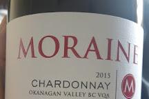 Moraine Estate Winery, Penticton, Canada
