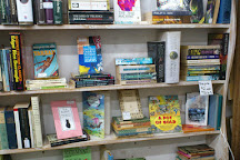 Adelaide's Pop-Up Bookshop, Adelaide, Australia
