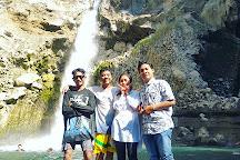 Umar Maya Waterfalls, Lombok, Indonesia