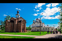 St. Nicholas Cathedral, Veliky Novgorod, Russia