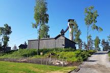Sweden Zipline, Klavrestrom, Sweden