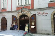 Puskin, Prague, Czech Republic